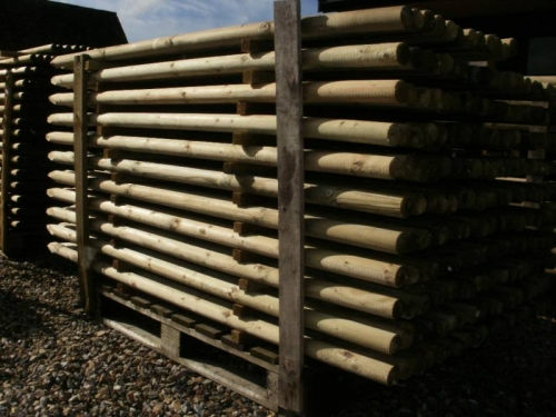 Fence posts from just 99p!