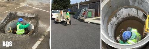 Commercial Drainage Services London