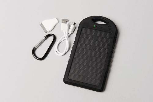 MSC SPort 5000mah solar charger