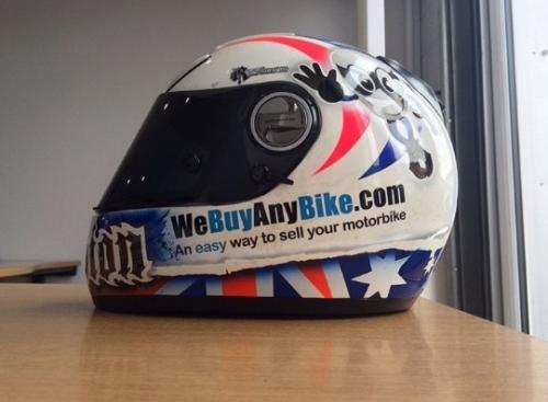 We Buy Any Bike Helmet!