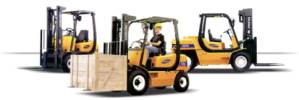 Fork Truck and plant training