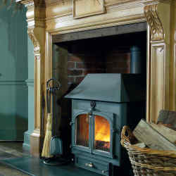 Clearview 650 in a traditional setting