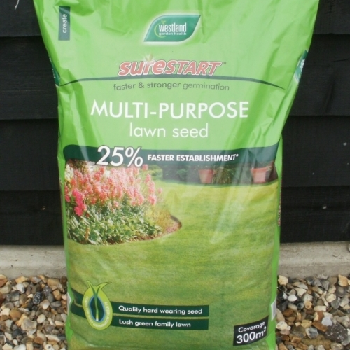 Huge range of grass and meadow seed