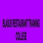 Blasus Restaurant training  college