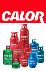 Calor Gas Bottles