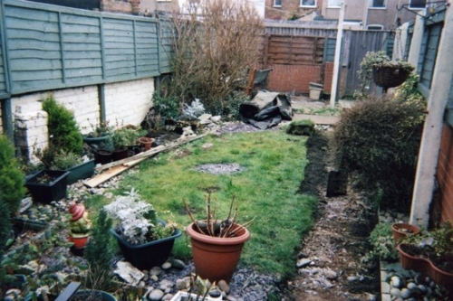 traditional garden services garden design in grimsby