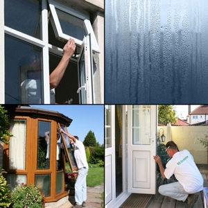 Repair Services - windows, double glazing sealed units, conservatories & doors
