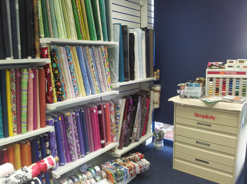 Huge Range of fabrics & patterns
