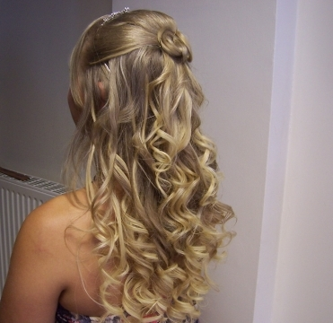Hair Up 016