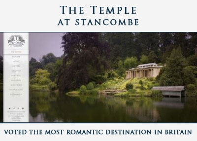 The Temple at Stancombe
