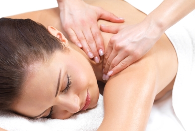 Deeply relaxing massage with Be Harmony, Kidderminster