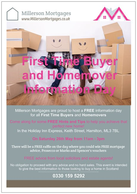 First Time Buyer and Homemover Information Day