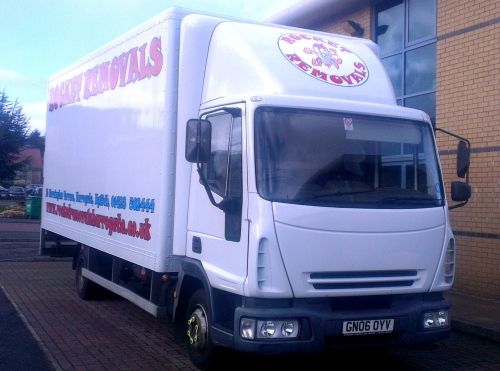 Removals Vehicle for medium moves