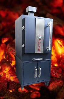 Charcoal Oven HeatOn