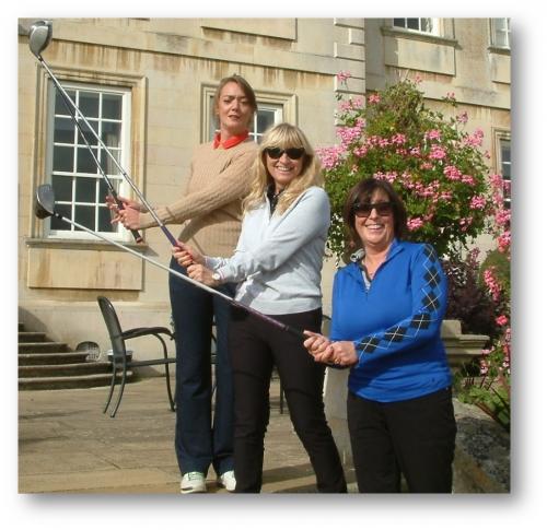 Carity Golf Day