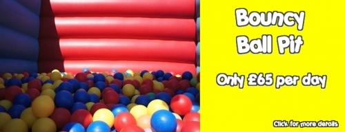 Bouncy Ball Pit Bouncy Castle Hire Telford