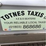 Orchard Cars & Totnes Taxis Ltd