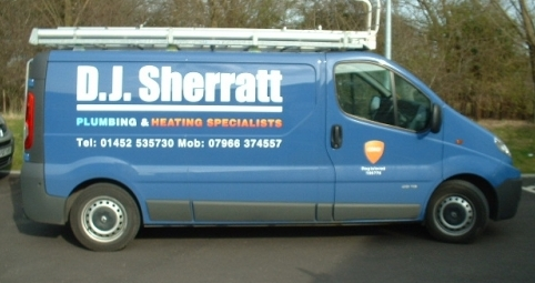Vinyl Van Graphics