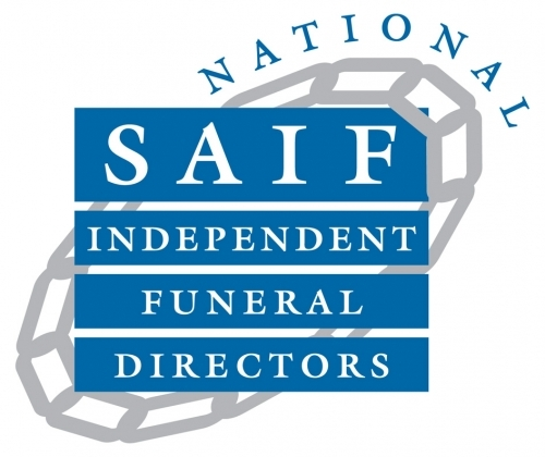 Member of SAIF - Society of Allied  and Independant Funeral Directors