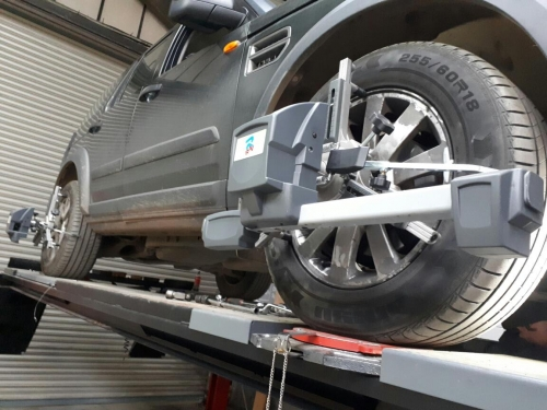 Ofg Land Rover Specialist Car And Commercial Vehicle