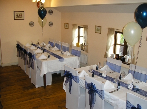 Wedding lunches for up to 40 people catered for