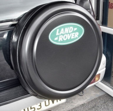 4 x4 Wheel Covers