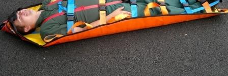 Rescue Back Board Training