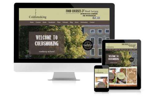 Responsive Web Design & Development Cold Smoking