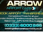 Arrow Airport Taxis