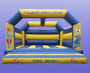 Adult Bouncy Castles