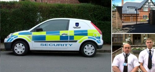 Specialising in Security & Concierge services  for residential properties in London
