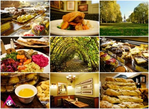 FOOD TOUR OF LONDON