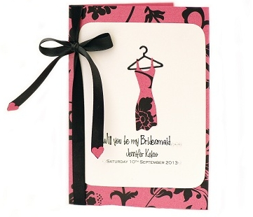 Will You Be My Bridesmaid 2 95 Each