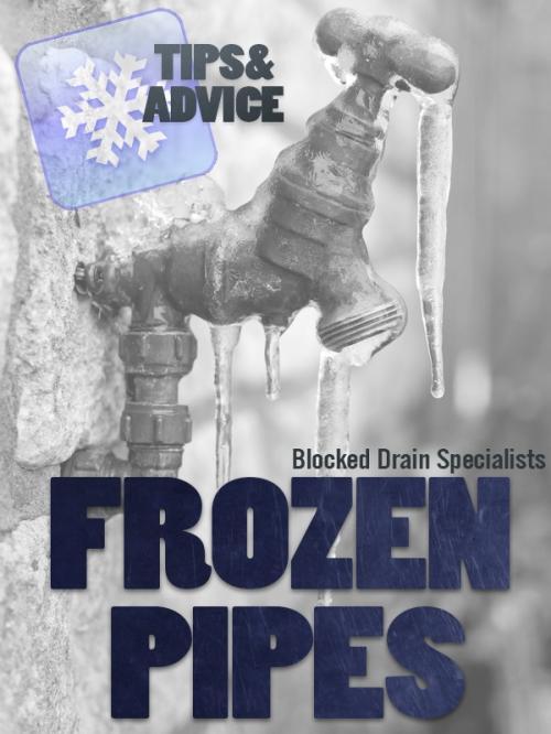 Frozen, Burst or Broken Pipes in London – Leak Detection