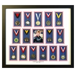 Bespoke Medal Framing