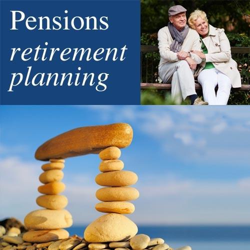 Pensions Burnley