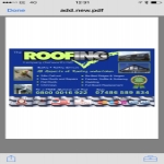 The Roofing Company (Tamworth) ltd