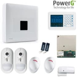 Visonic Powermaster 33 Wireless Security System