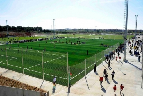 Football Training Camp In Salou