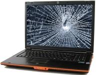Broken Laptop Screen Replacement