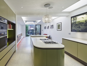 Mark Collett Design Build In London Kitchen Planners And Installers The Independent