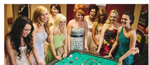 Hen Party Wedding Justing Married Dos Casino Hire 1
