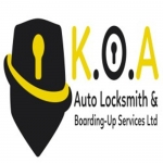 K.O.A AUTO LOCKSMITH & BOARDING-UP SERVICES LTD