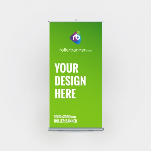 Extra Wide Roller Banner (1000x2000mm)