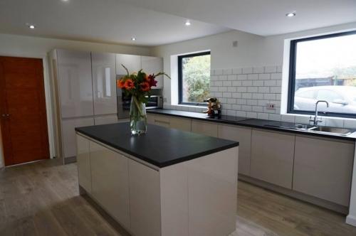 West Derby Kitchen Fitting