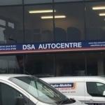 DSA Autocentre Garage Service MOT Centre