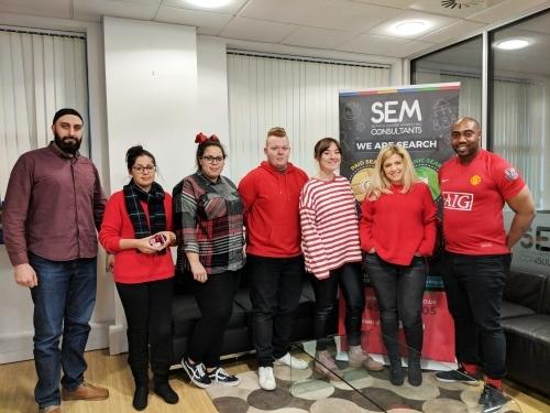 SEM Consultants - Staff