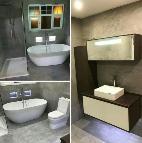 Walk In And Freestanding Bath