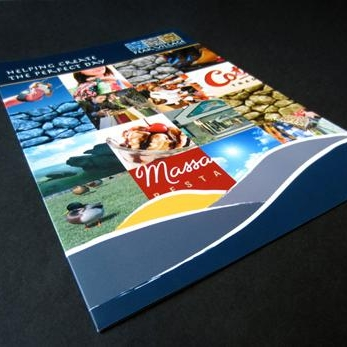 Peak Village brochure