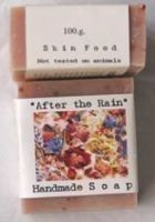 Pure Scents - After the Rain hand and body soap, all natural, suitable for vegetarians